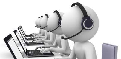 Call Center Animated